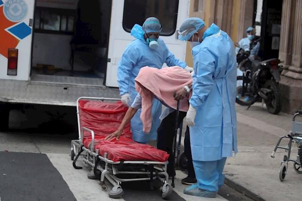 Honduras acumula 6,719 muertos y 251,149 contagios por COVID-19