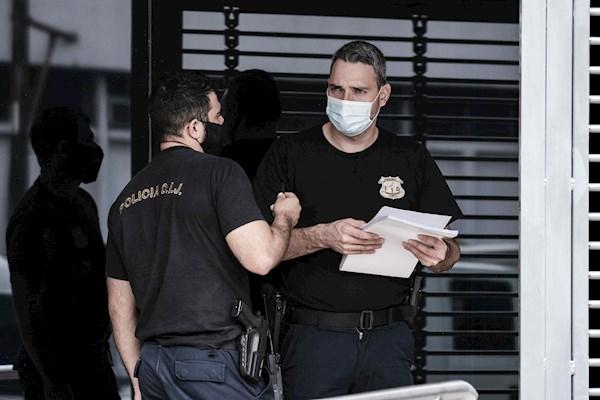 Costa Rica: Allanan Casa Presidencial y ministerio por caso de corrupción