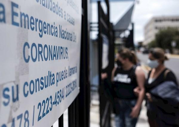 Costa Rica: Saturación hospitalaria persiste pese a la baja de casos