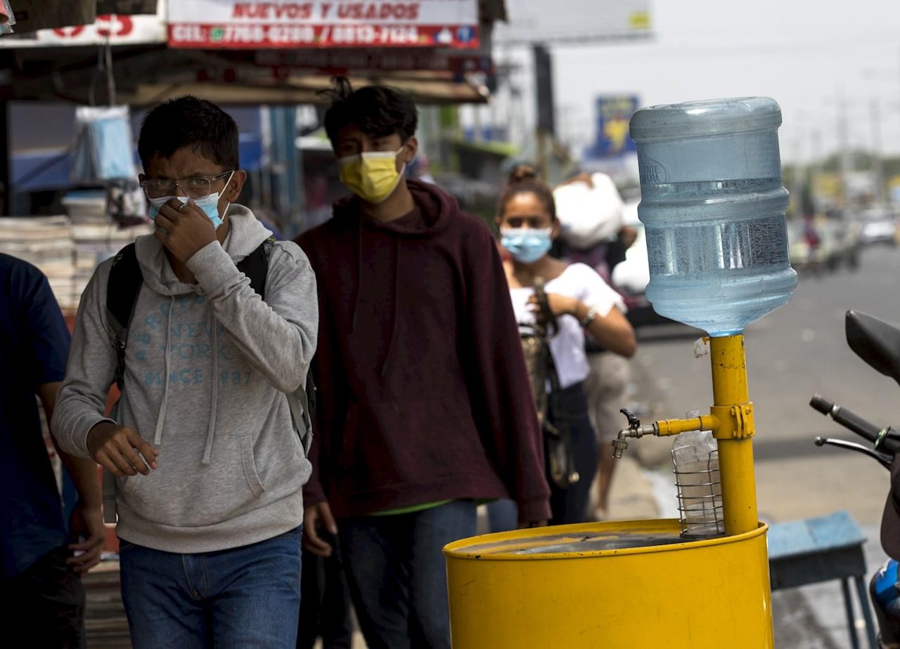 Nicaragua registra 188 muertes por COVID-19 y 7,682 contagios