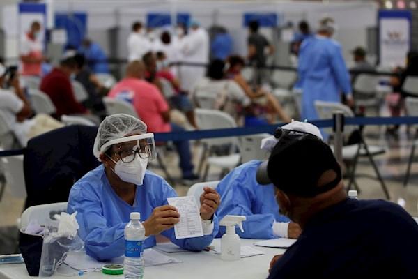 Casos de covid-19 aumentaron en 4.4 millones en el mundo en una semana