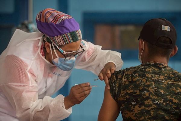 Guatemala espera próxima llegada de vacunas Sputnik y de donación de EU