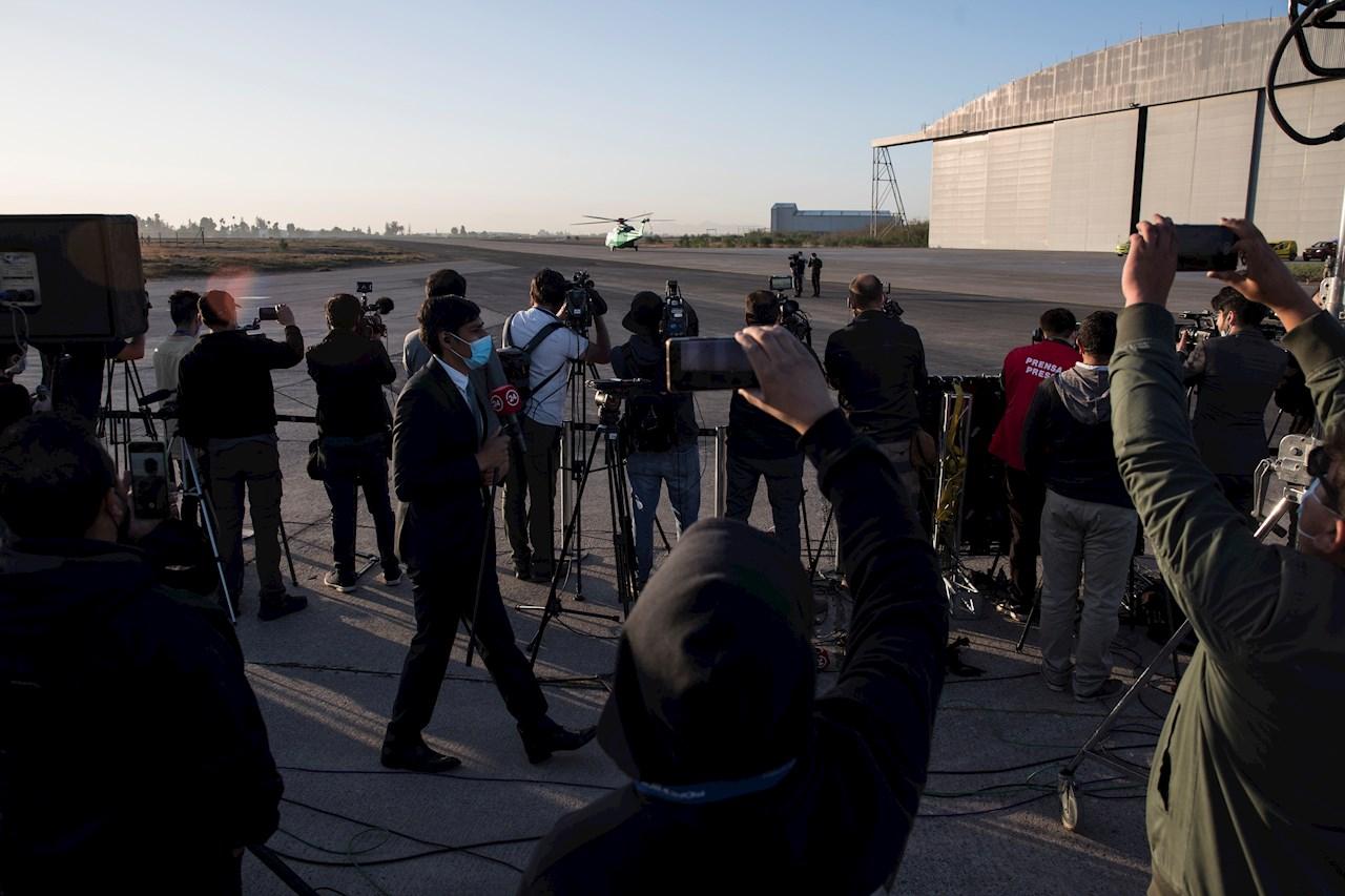 Medidas COVID-19 en Latinoamérica limitan libertad de prensa, según CPJ