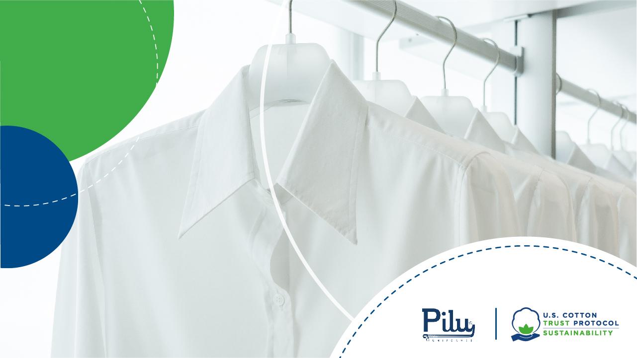 Pilu Uniformes confecciona prendas con propósito para un futuro más verde
