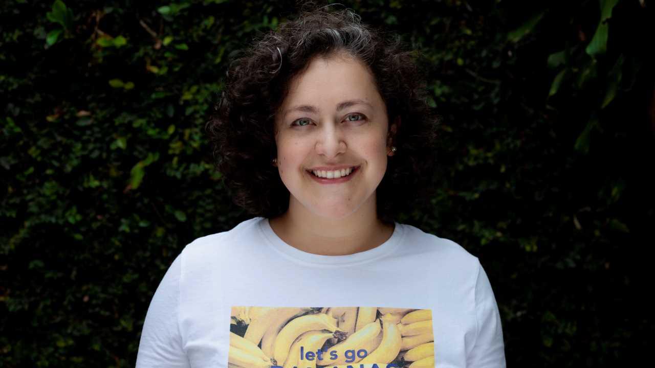 Bibi La Luz Gonzalez nutre el cambio desde su natal Guatemala