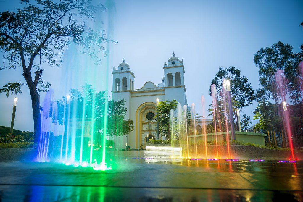 Fiestas agostinas El Salvador