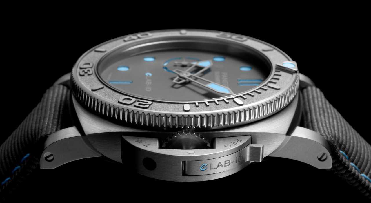 El reloj que Panerai presenta como su pacto sostenible más disruptivo