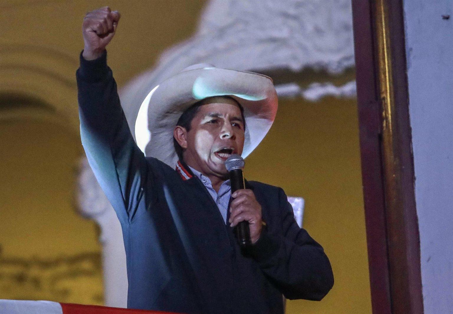 Elecciones Perú: Pedro Castillo espera pacientemente los resultados oficiales