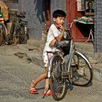 El costo de tener un hijo en China