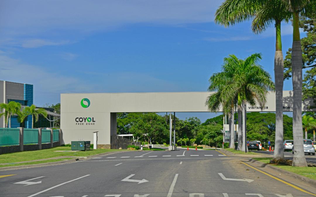 Coyol Free Zone de Costa Rica es nombrada por segunda ocasión como la Zona Franca del Año