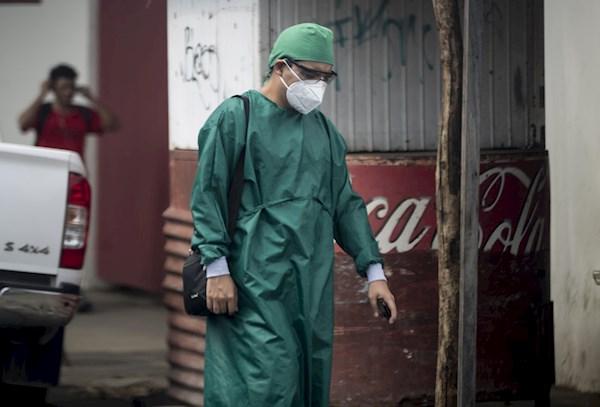 Nicaragua reporta 189 muertes por COVID-19 y 7,897 contagios