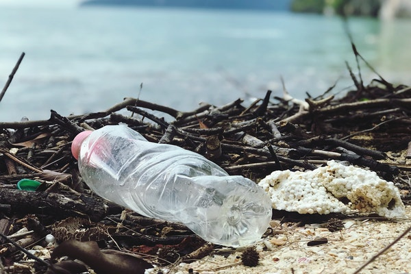 El 80% de la basura del mar proviene de productos plásticos como bolsas y botellas