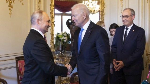 Putin niega alianza militar con China y acusa a la OTAN de asimilar Ucrania