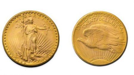 Subastan moneda en 19.5 mdd y se coloca como la más cara del mundo