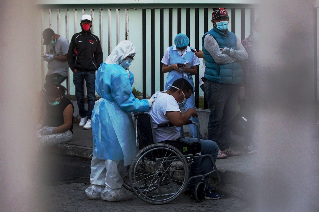 Guatemala suma 34 muertos más por la covid y 3,275 contagios en 24 hrs