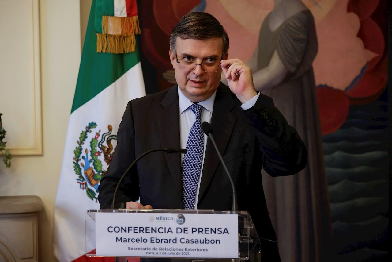 Ebrard: México y Argentina anunciarán próxima semana posición sobre Nicaragua