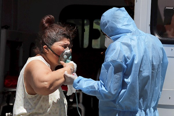 Se reducen los municipios con máxima alerta por la Covid-19 en Guatemala