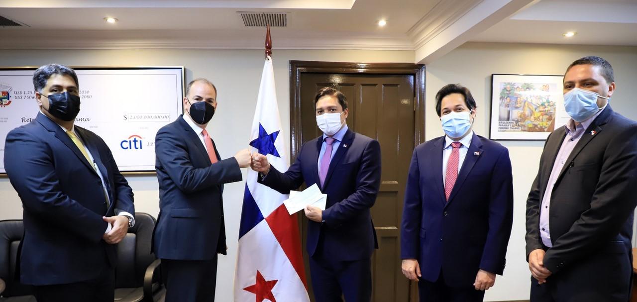 AES Panamá entrega dividendos por 12,1 millones de dólares al Estado panameño