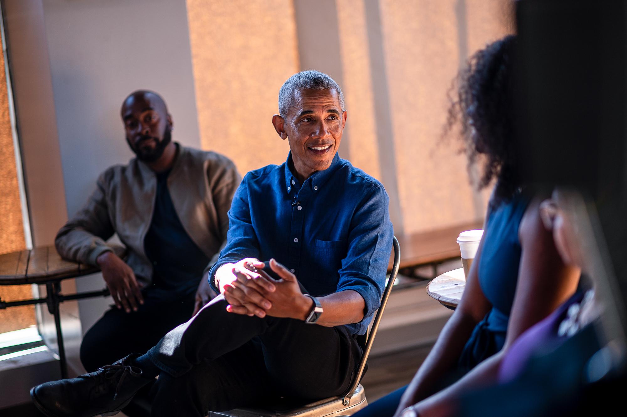 Barack Obama comparte sus libros y playlists para disfrutar en verano
