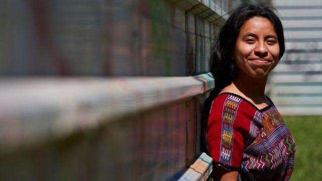 Cantautora maya de Guatemala