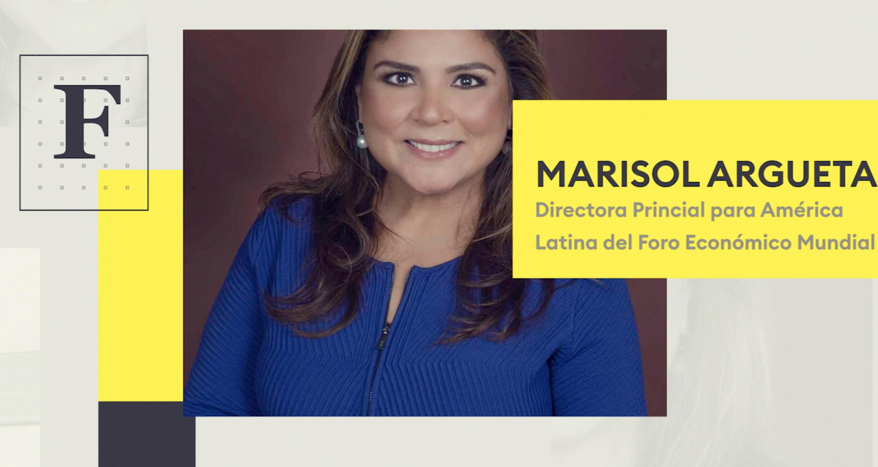 Mujeres Poderosas: Marisol Argueta