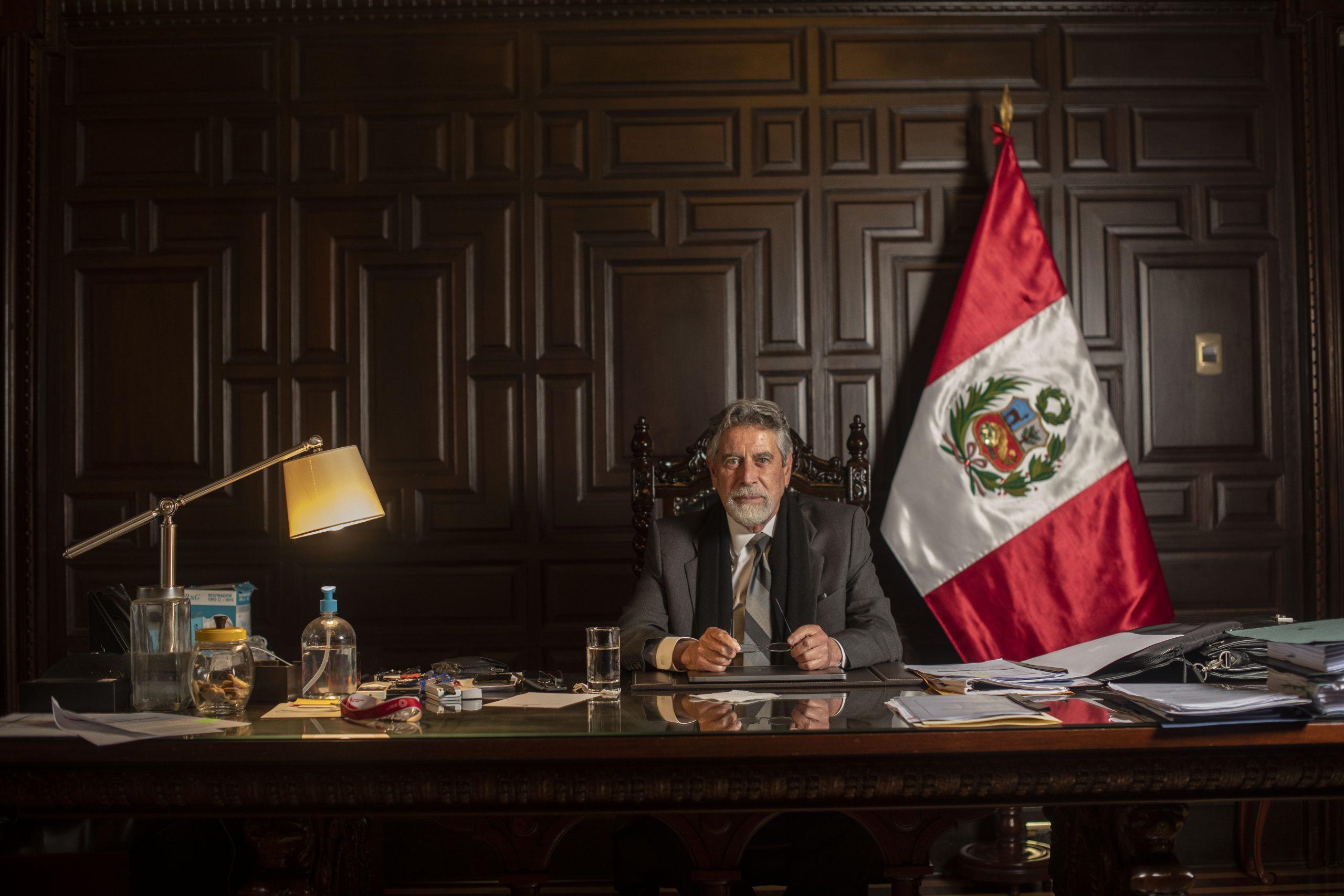 """Francisco Sagasti: """"Lo más importante va a ser continuar con un estilo de gobierno transparente"""""""