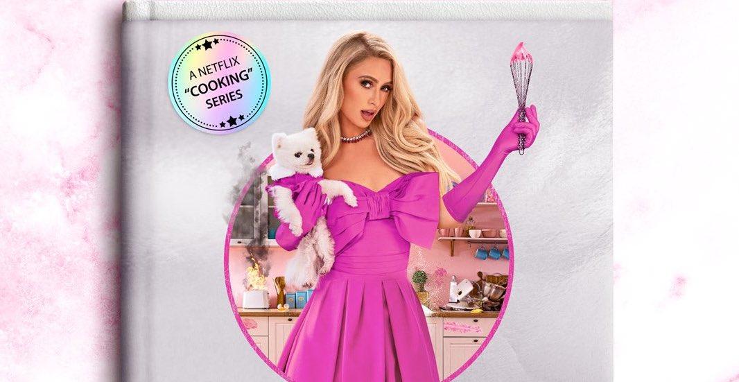 Paris Hilton tendrá su propio programa de cocina en Netflix