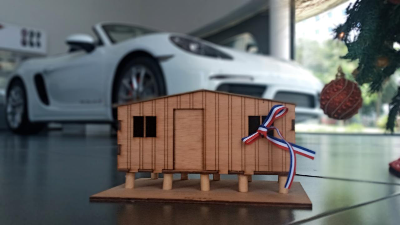 Porsche y TECHO, esfuerzo conjunto para mejorar la vida de los centroamericanos