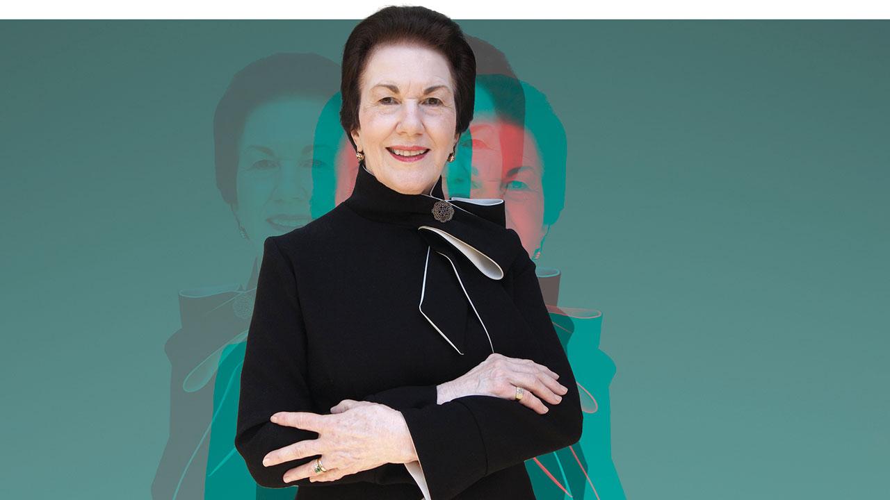 Sonia Guzmán, la primera embajadora de República Dominicana en Estados Unidos