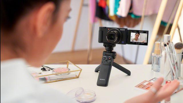 Cámaras fotográficas creador de contenidos