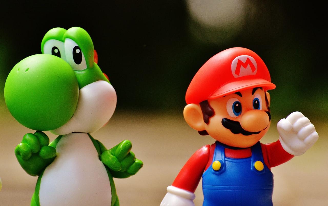 Subastan un videojuego de 'Super Mario 64' por 1.56 millones de dólares