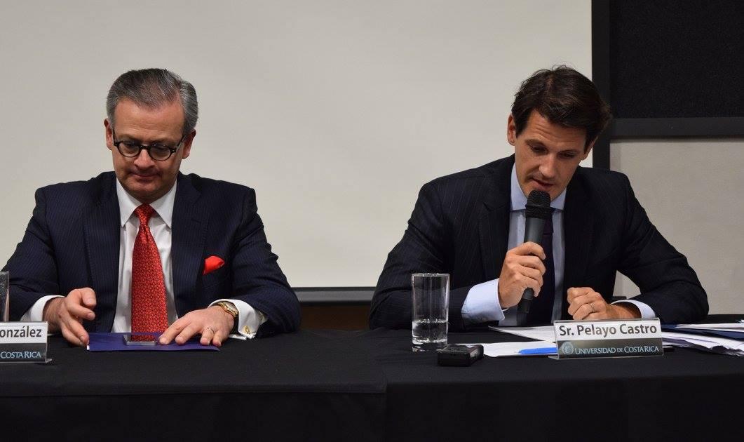Concluye misión de Pelayo Castro como embajador de la UE en Nicaragua