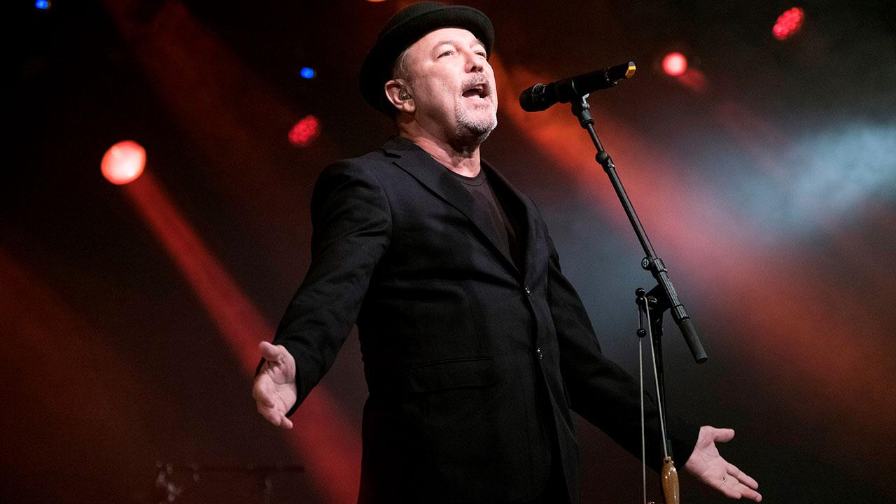 Rubén Blades vuelve a los escenarios con una gira por Estados Unidos