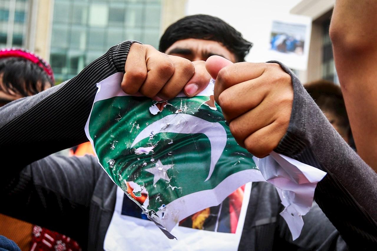 Manifestantes contra talibanes se extienden en Afganistán