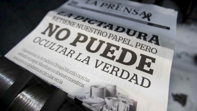 La Prensa, el diario mas antiguo de Nicaragua, cierra su versión impresa
