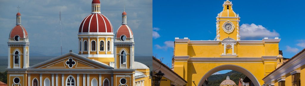 Antigua y Granada