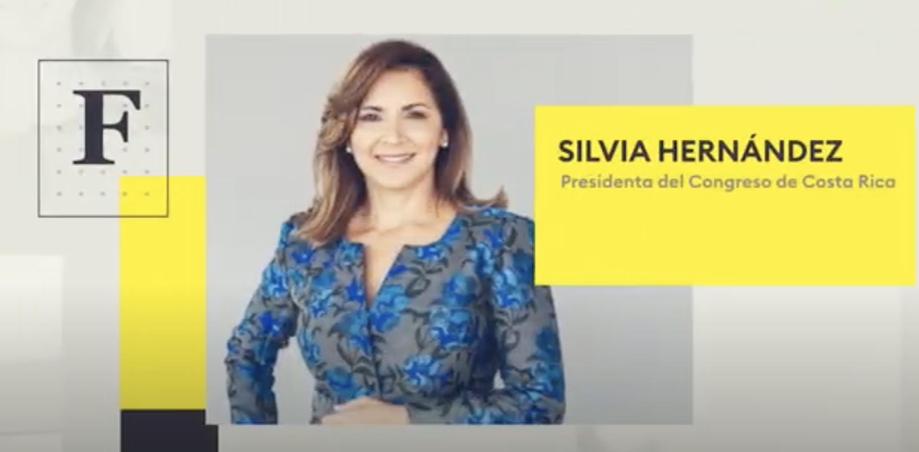 Mujeres Poderosas: Silvia Hernández