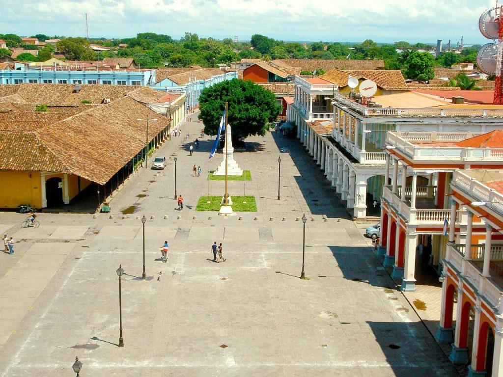 Granada Nicaragua ciudad colonial