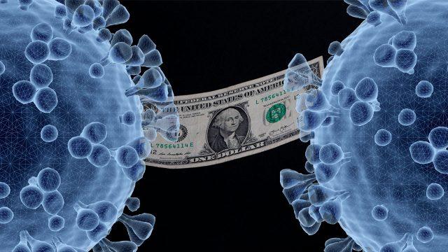 economía dólar dollar coronavirus