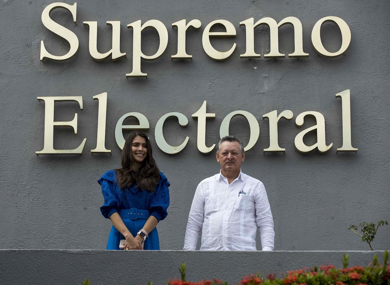 Oposición denuncia el arresto de su candidata a vicepresidenta de Nicaragua