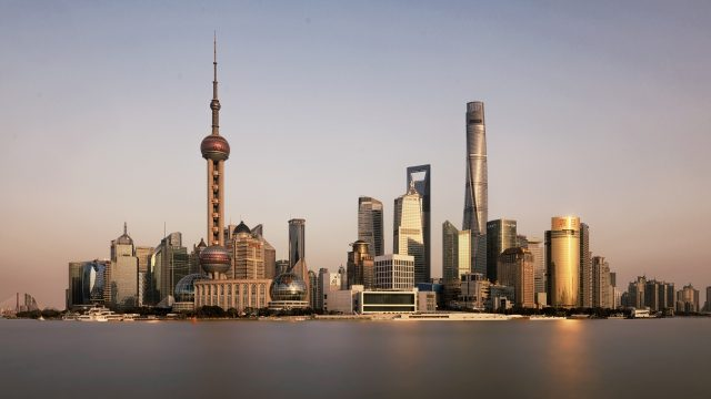 hotel del lujo Shanghai