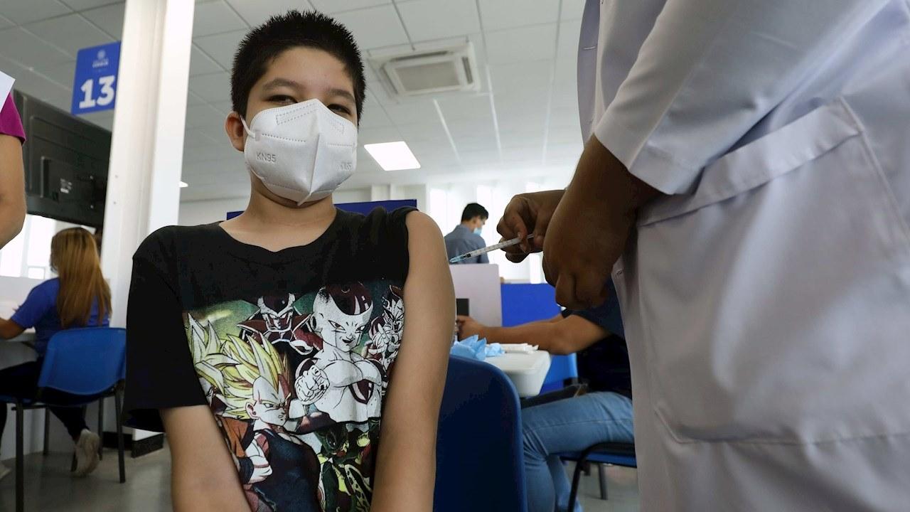 Nicaragua recibe 1,2 millones de vacunas cubanas, que aplicará a la niñez