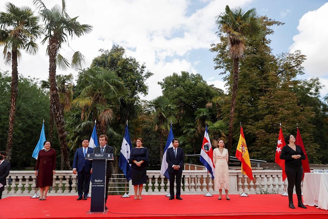 España felicita a Centroamérica en el bicentenario de sus independencias