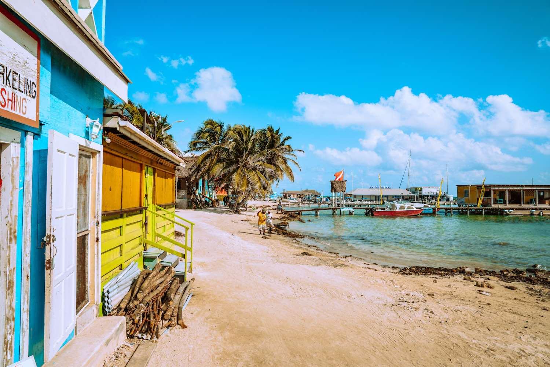 Planea tus vacaciones de ensueño en Belice a través de su app