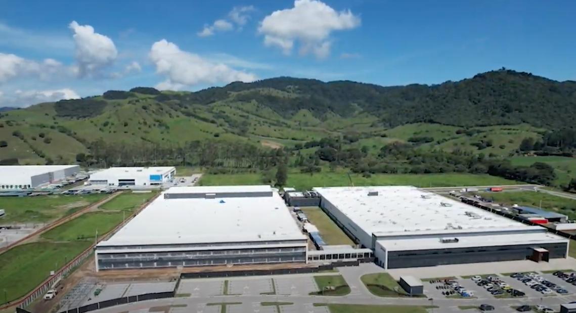 Coloplast inauguró una planta en AL, es la primera y está en Costa Rica
