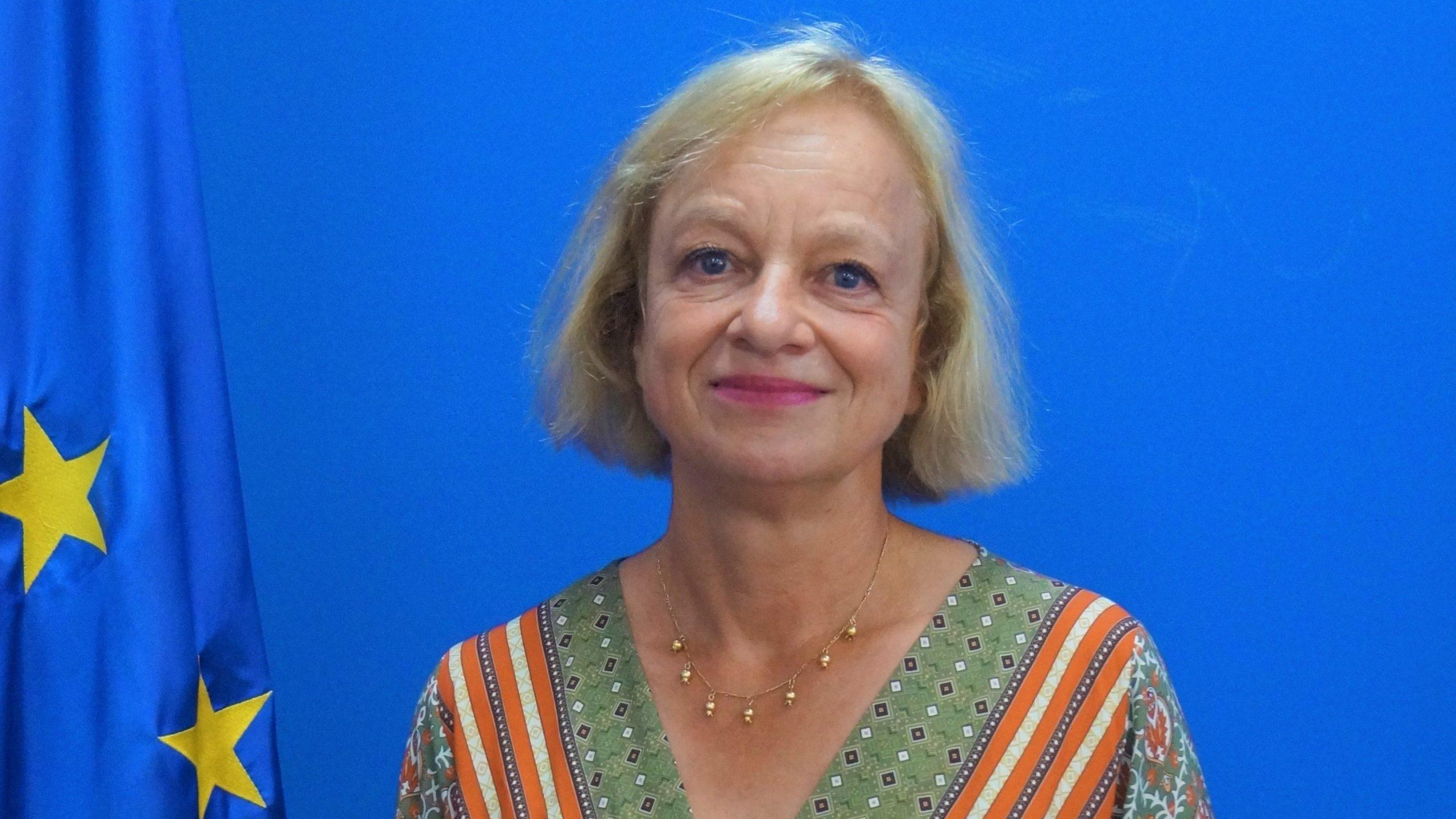 La alemana Bettina Muscheidt es la nueva embajadora de la UE en Nicaragua
