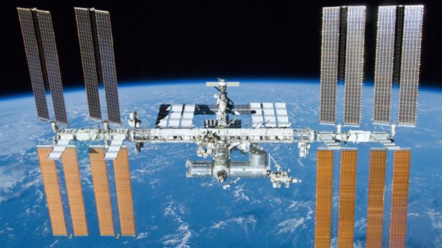 NASA hace planes para 'apagar' la Estación Espacial Internacional