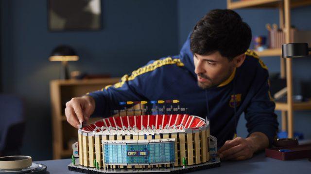 LEGO FC Barcelona