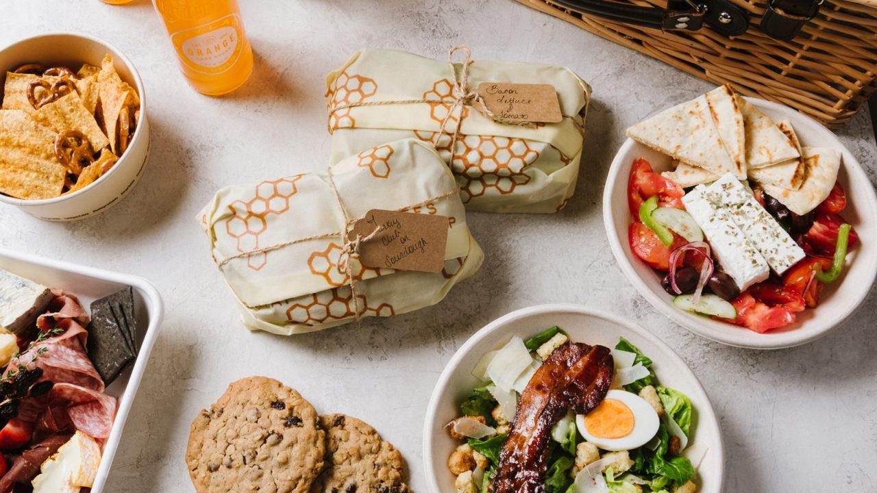Disfruta un picnic totalmente gourmet en Nueva York