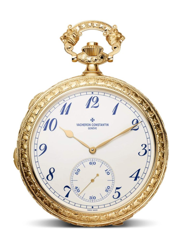 Alta relojería Vacheron Constantin